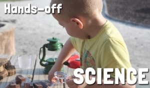 hands off science