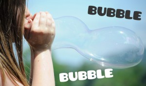 bubble bubble tension and trouble