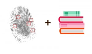 fingerprint books