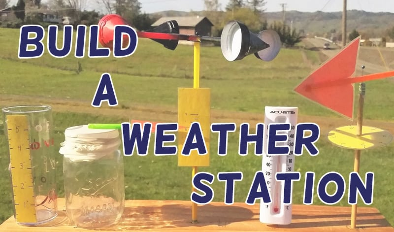 Build a Weather Station - Activity