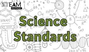 science standards header