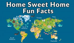 home sweet home fun facts