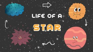 life of a star