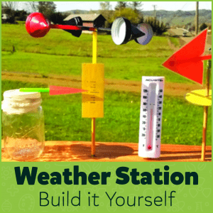 Weather Station Build it Yourself