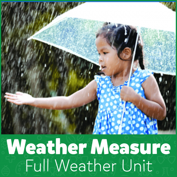 Weather Measure Full Weather Unit
