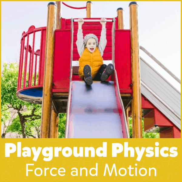 Playground Physics Force and Motion